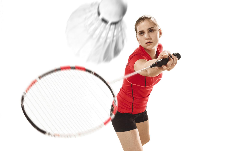 Badminton-clinics voor basisscholen